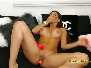 Most Beautiful Latina Model with Perfect Body and Big Knockers