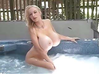 Alena Snow Boob Pool (Remastered)