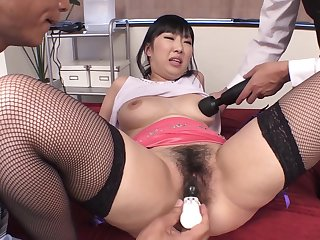 Ointment Play With Buxom Ass Woman