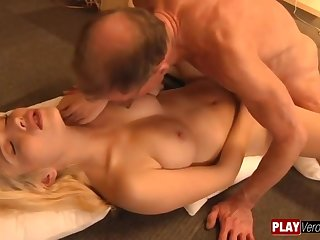 Lost Boyfriend Tiffany Foxx old and young hardcore action
