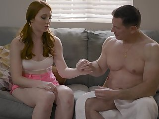 Arietta Adams is entirely in force and high-pitched painless hell and her stepdad wants to fuck her