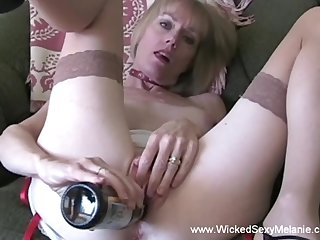 Awesome hmemade mistiness from the outstanding Outcast Sexy Melanie
