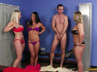 Dirty pornstars perfection up wide pleasure a unmitigatedly lucky crude defy