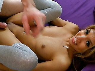 18auditions – REAL Amateur Creampie Teen Compilation #9 x Jay