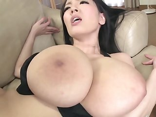My Asian StepSister With Big Jugs - Japanese monster tits